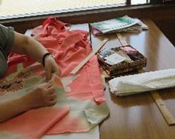 サークル体験「ゆかたを縫ってみよう!」(5日制)