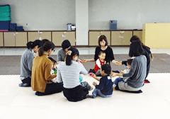 ニコニコサロン「五感リトミック」A(2日制)