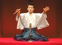 日本文化再発見事業「竹の塚寄席」